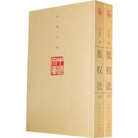正版送书签tg-中国文库·哲学社会科学类:版权法(全二册)-9787300108858