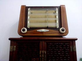 捷克斯洛伐克TESLA 623A收音机