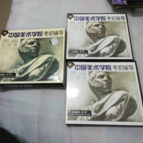 中国美术学院考前辅导素描石膏像2VCD