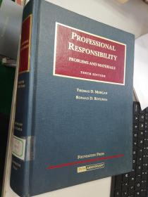 PROFESSIONAL RESPONSIBILITY PROBLEMS AND MATERIALS (TENTH EDITION)