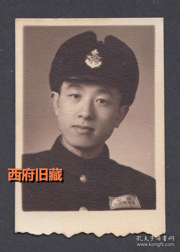 1955年,帅气的海军,有点像佟大为