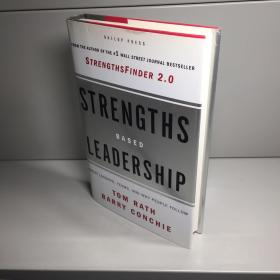 Strengths-Based Leadership:Great Leaders, Teams, and Why People Follow (精装)【  正版现货   实图拍摄 看图下单】
