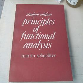 Principles  of  Functional  Analysis    全新未阅