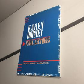 Final Lectures (英文原版)9780393307559  【 库存新书  内页干净  正版现货  实图拍摄 看图下单】