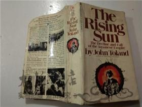 原版英法德意等外文书 THE Rising by JOhn Tolang 50开平装