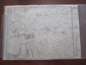 1948年11月中原野战军司令部用:寿县正阳关
