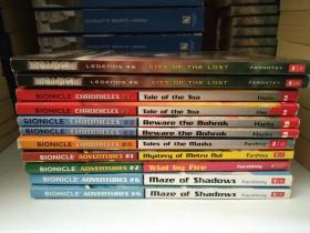 乐高生化战士系列 BioNicle Series
