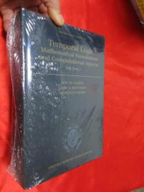 Temporal Logic: Mathematical Foundations (硬精装)   【详见图】,全新未开封