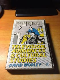 TELEVISION ,AUDIENCES AND CULTURAL STUDIES DAVID MORLEY(电视、观众和文化研究.原版英文)