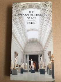 《the metroplitan museum of art guide》《大都会艺术博物馆指南》