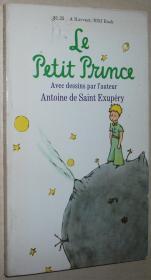 法语原版书 Le petit prince  小王子 Avec les dessins par l'auteur 作者插图 Antoine de Saint-Exupéry  (Auteur)