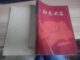 江西革命斗争故事《红色风暴》第九集