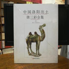 中国洛阳出土唐三彩全集(上下册)