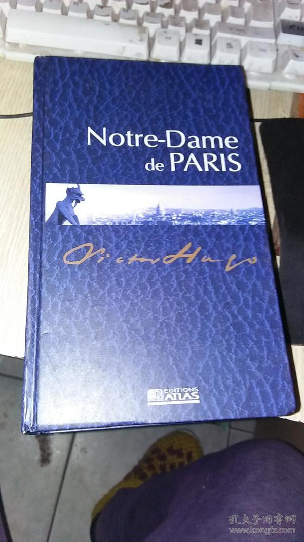 NOTRE-DAME DE PARIS(精装本)