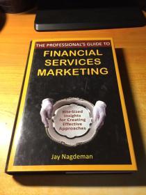 FINANCIAL SERVICES MARKETING(金融服务营销.原版英文)
