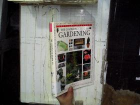 THE COMPLETE GUIDE TO GARDENING  园艺指南 16开 (07)