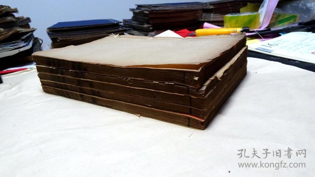 《中国古籍善本总目》《哈佛大学图书馆藏中文古籍善本文献》著录!拍卖会成交4.5万元的明刻本《班马异同》存31卷五厚册低拍(珍贵史书、明版明印、初刻初印、在册善本)