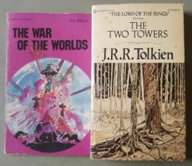 THE  TWO  TOWERS   J.R.R.TOIKien