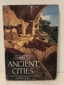 美洲古代城市文明 Americas Ancient Cities (文明/考古)英文原版书