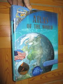 ATLAS OF THE WORLD (大16开,精装)