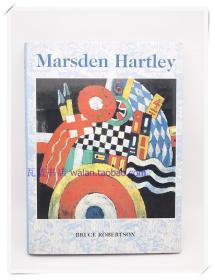 马斯登·哈特利绘画Marsden Hartley (Library of American Art)