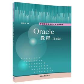 Oracle教程(第2版)/高等院校程序设计规划教材