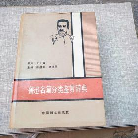 鲁迅名篇分类鉴赏辞典