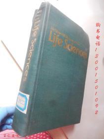 McGraw-Hill Dictionary of The Life science【16开精装 英文版】(McGraw-Hill 生命科学辞典)