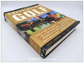 高尔夫球百科全书The Complete Encyclopedia Of Golf 英文原版