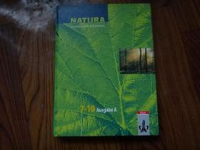 Natura --BIOLOGIE FUR GYMNASIEN