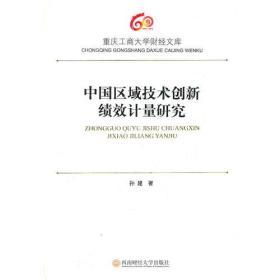 中国区域技术创新绩效计量研究
