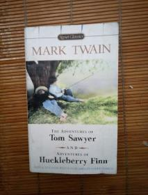 the adventures of Tom Sawyer and adventures Huckleberry Finn