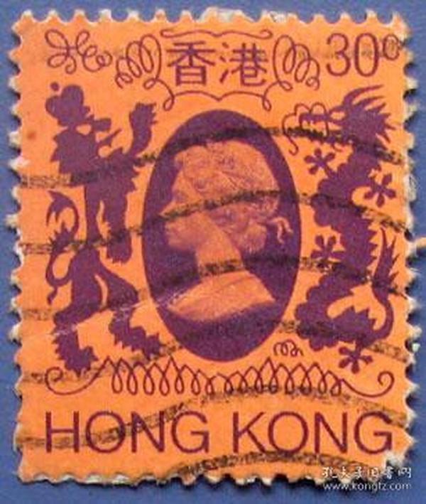 英国女王--早期香港邮票甩卖-实物拍照--永远保真