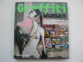 英文原版精装:《Graffiti woman》 涂鸦的女人(涂鸦大赛参考读物)