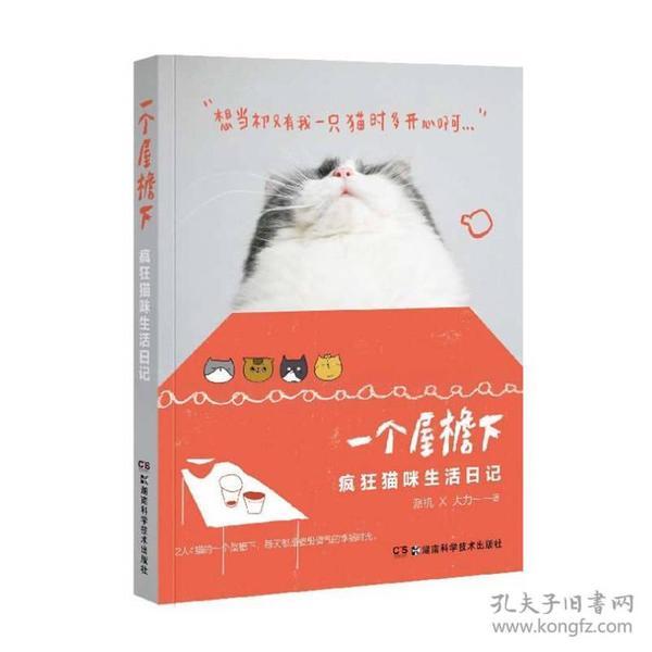 一个屋檐下:疯狂猫咪生活日记