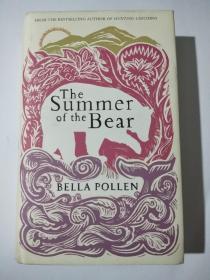 the summer of the bear bella pollen