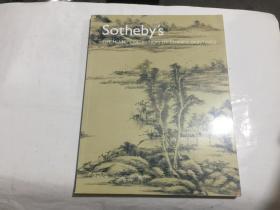 苏富比2007年秋季拍卖会 古代书画