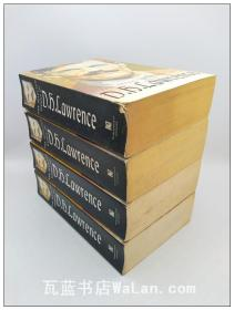 劳伦斯作品选集The Selected Works of D.H.Lawrence(Wordsworth Edition)