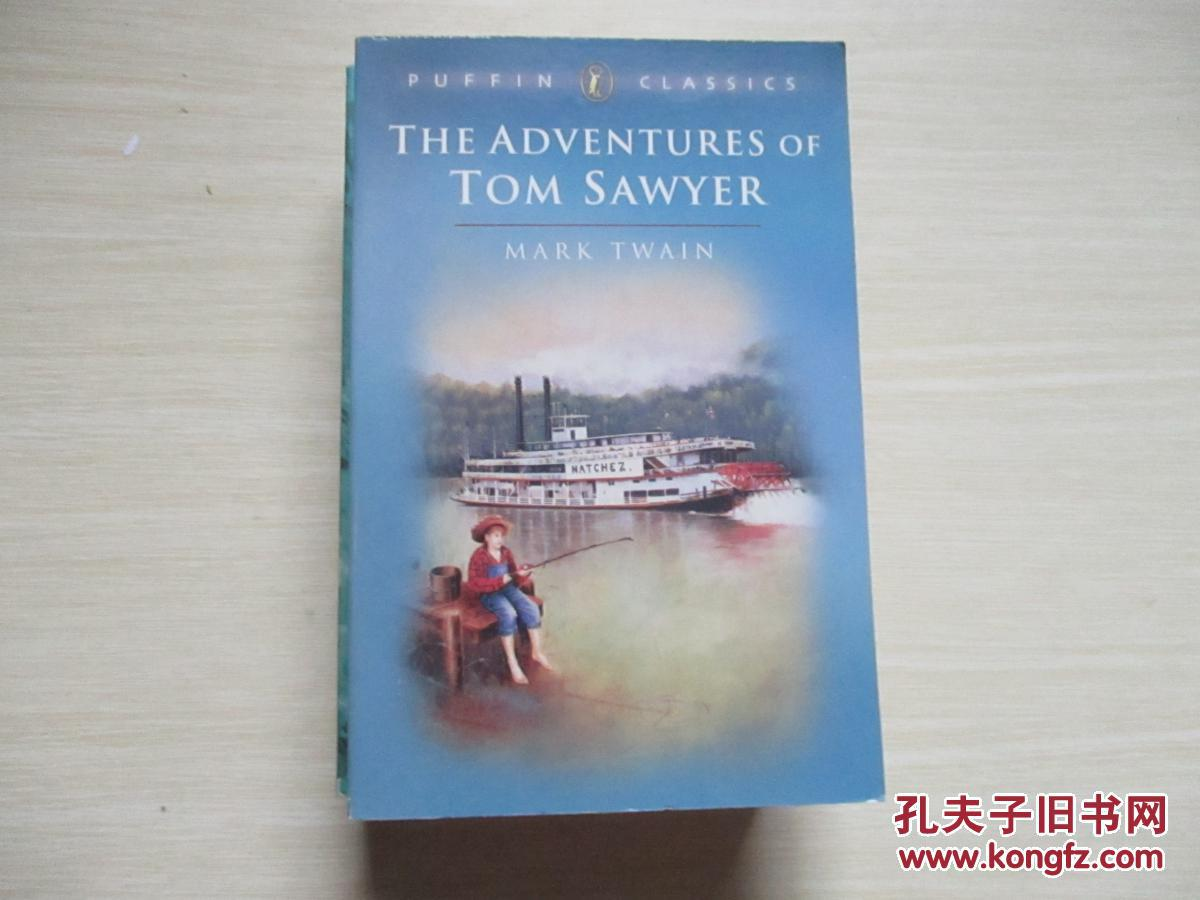 汤姆索亚历险记 The Adventures of Tom Sawyer【803】