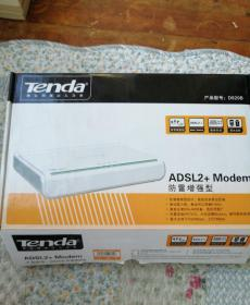 D820B.防雷增强型:ADSL2+Modem