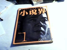 小说界2002年第1期[总120期]