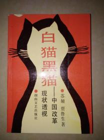 白猫黑猫---中国改革现状透视