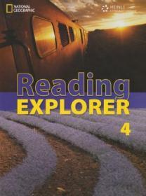 Reading Explorer 4 with CD-ROM 国家地理英语阅读丛书高级(附光盘)