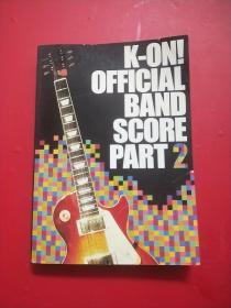 K-ON OFFICIAL BAND SCORE PART 2  K官方乐队得分第2部分 详情看图