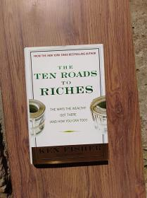 The Ten Roads to Riches:The Ways the Wealthy Got There