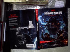 MONSTER MANUAL 怪物手册