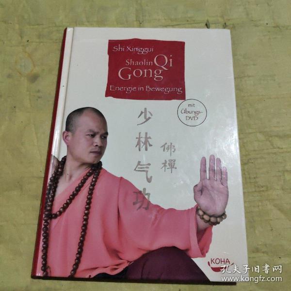 Shaolin Qi Gong : Energie in Bewegung 少林气功 德文原版 带盘