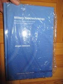 Military Nanotechnology: Potential Applications       【详见图】,硬精装