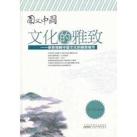 图文中国文化的雅致亲密接触中国文化的精致细节