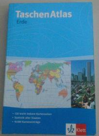 英语国际地图